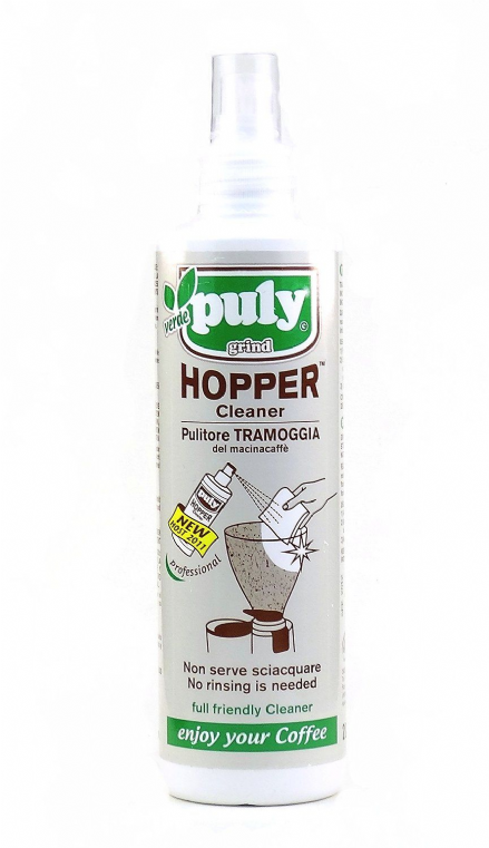 Puly grinder Hopper Cleaner